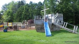 Golden Eagle Resort Playground (Stowe, Vermont)