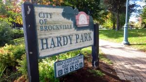 Brockville, Ontario – Hardy Park