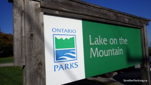 Lake on the Mountain Provincial Park