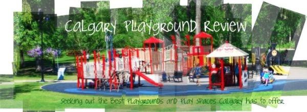 Calgary Playground Review