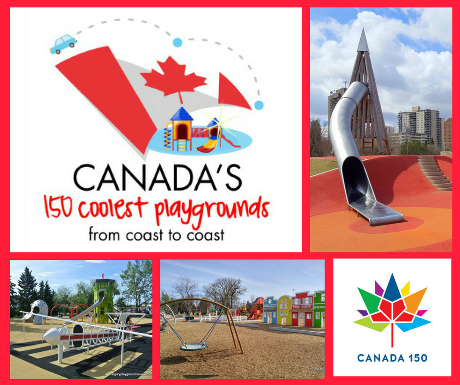 Canada's 150 playgrounds image 4