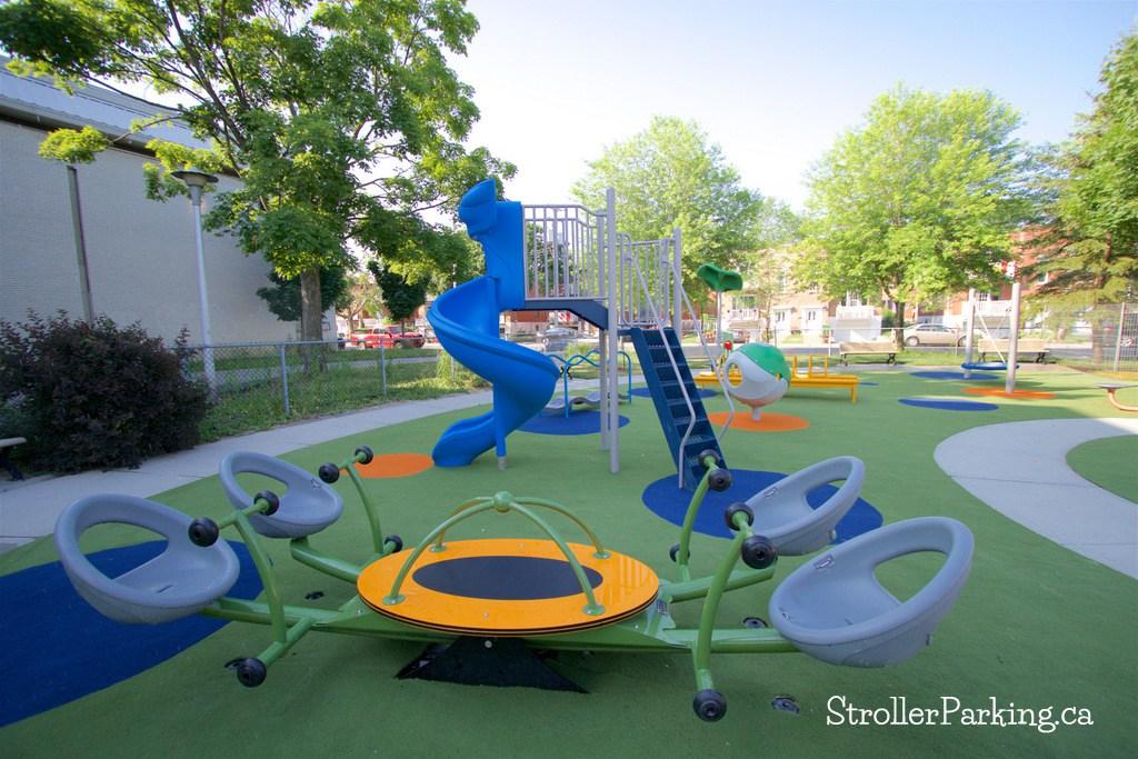 Playground Montreal