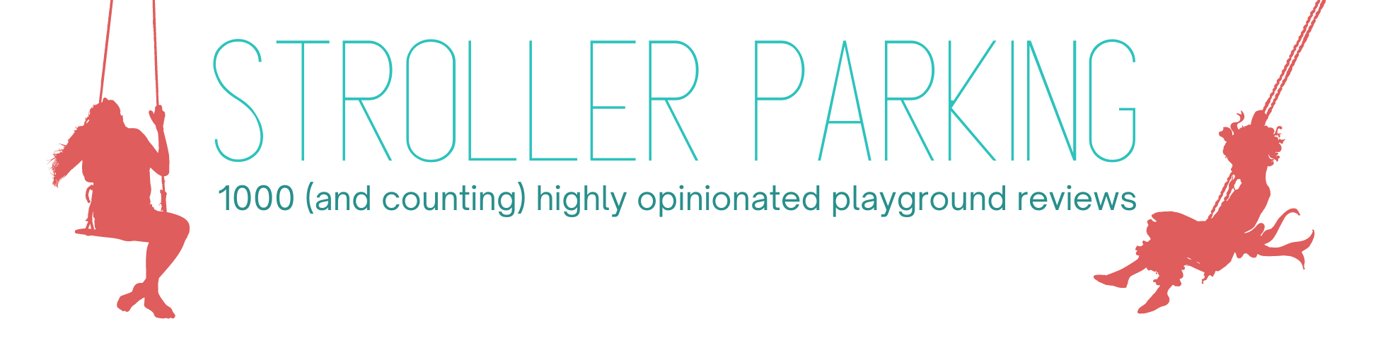 StrollerParking - (1000 and counting) highly opinionated playground reviews